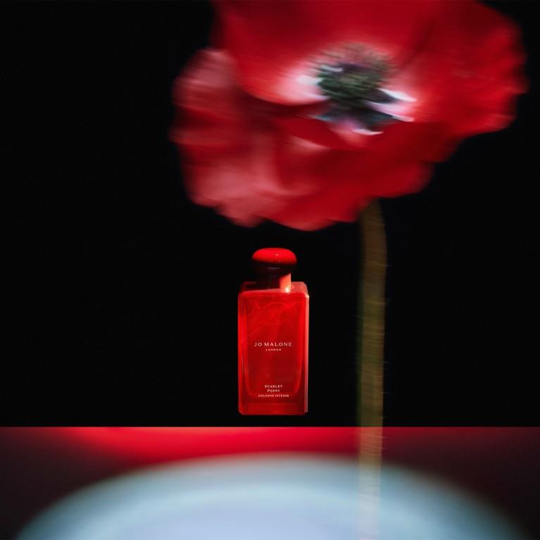 Jo Malone London Scarlet Poppy Cologne Intense 3 | kvapusis vanduo (EDP) | 50 ml | Crème de la Crème