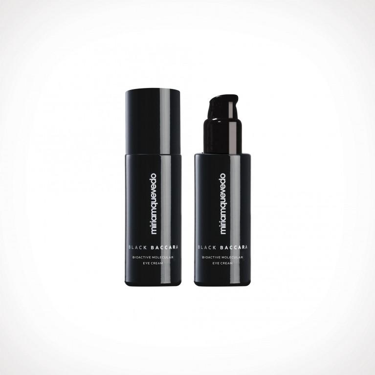 Miriam Quevedo Black Baccara Bioactive Molecular Eye Cream | 20 ml | Crème de la Crème