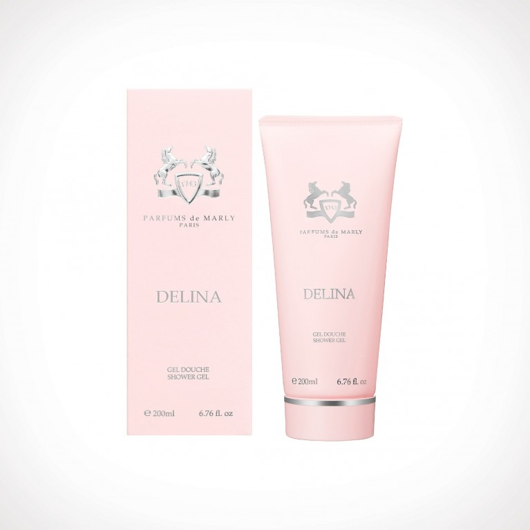 Parfums de Marly Delina Shower Gel 2 | 200 ml | Crème de la Crème