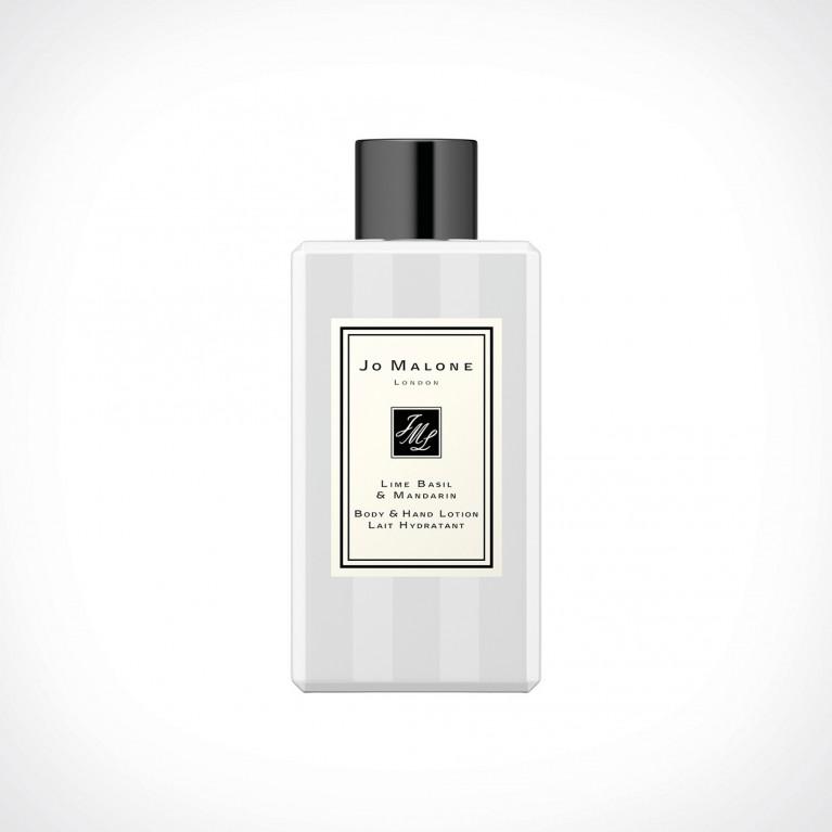 Jo Malone London Lime Basil & Mandarin Body & Hand Lotion | kūno ir rankų losjonas | 100 ml | Crème de la Crème