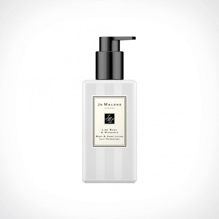 Jo Malone London Lime Basil & Mandarin Body & Hand Lotion | kūno ir rankų losjonas | 250 ml | Crème de la Crème