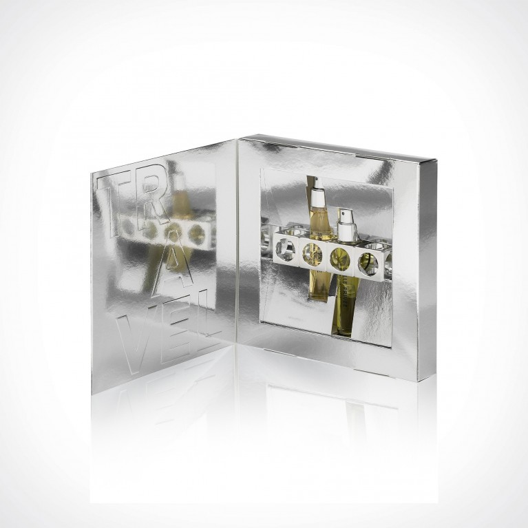 SALLE PRIVÉE Code Perfume Holder 1   kelioninis rinkinys   2 x 12 ml   Crème de la Crème