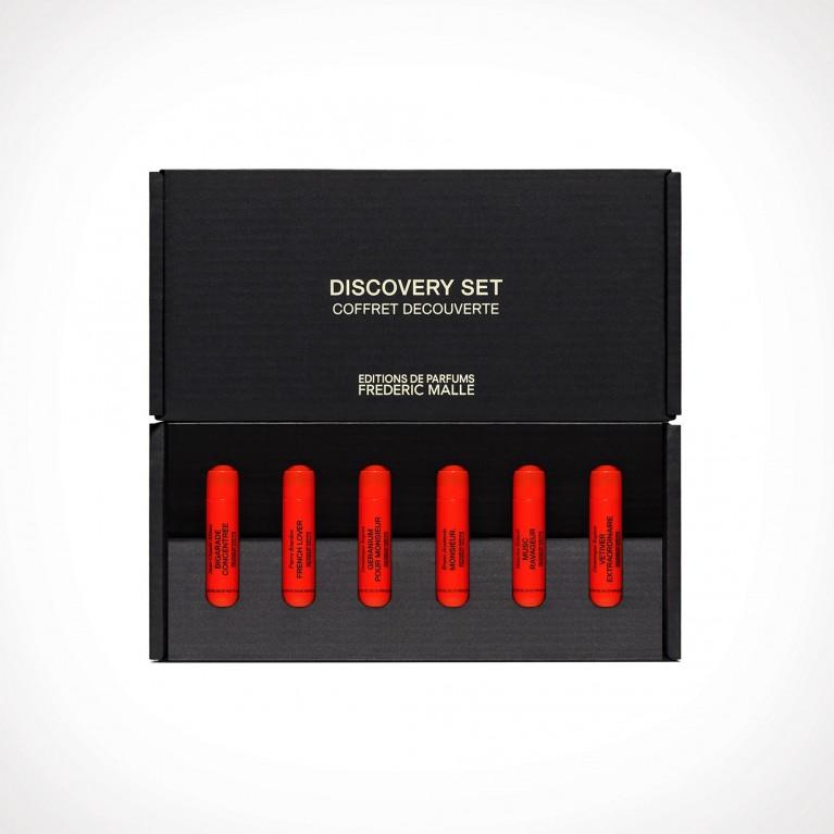 Editions de Parfums Frédéric Malle Discovery Set Men 1 | dovanų rinkinys | 6 x 1,2 ml | Crème de la Crème