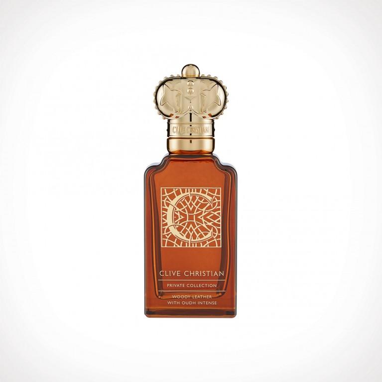 Clive Christian C Woody Leather Masculine   kvepalų ekstraktas (Extrait)   50 ml   Crème de la Crème