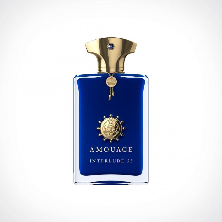 Amouage Interlude 53 Man 1 | kvepalų ekstraktas (Extrait) | 100 ml | Crème de la Crème