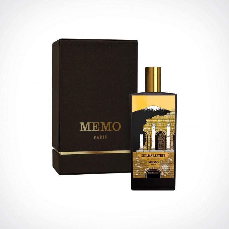 Memo Paris Sicilian Leather 2   kvapusis vanduo (EDP)   75 ml   Crème de la Crème