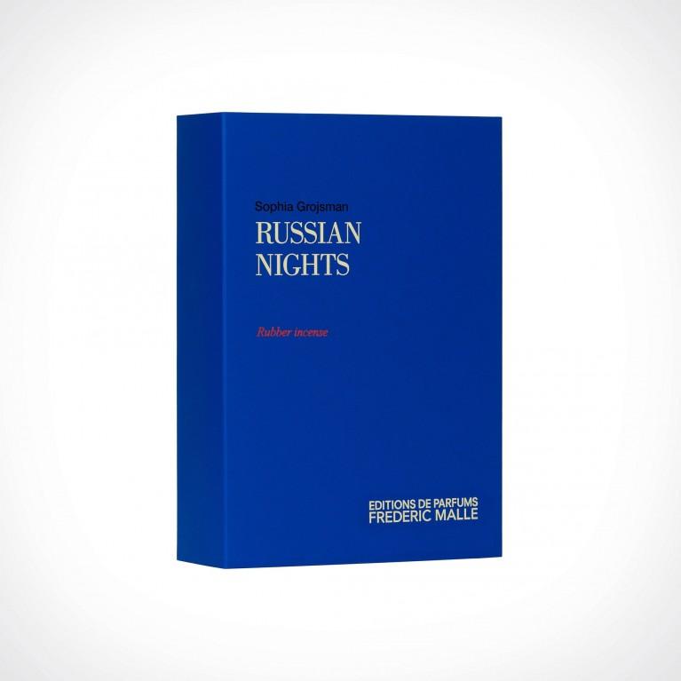 Editions de Parfums Frédéric Malle Russian Nights Rubber Incense 1 | 3 x 118g | Crème de la Crème