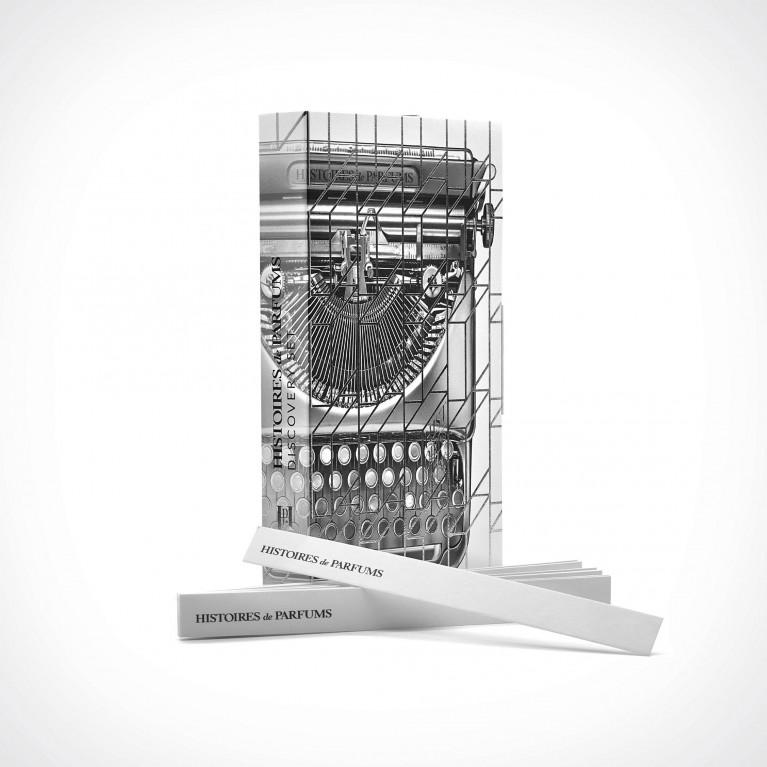 Histoires de Parfums Discovery Set 1 | dovanų rinkinys | 6 x 2 ml | Crème de la Crème