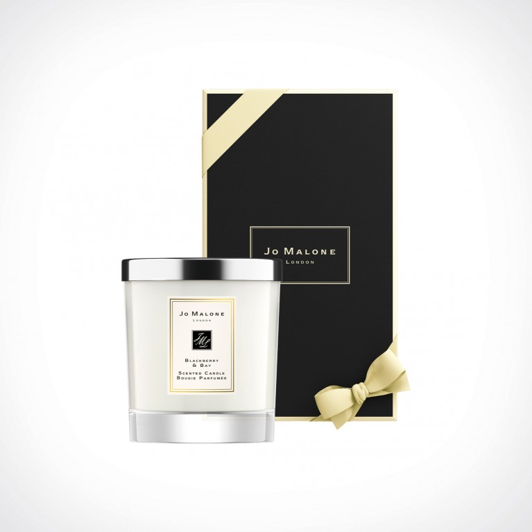 Jo Malone London Blackberry & Bay Cologne Home Scented Candle 2 | kvapioji žvakė | 200 g | Crème de la Crème
