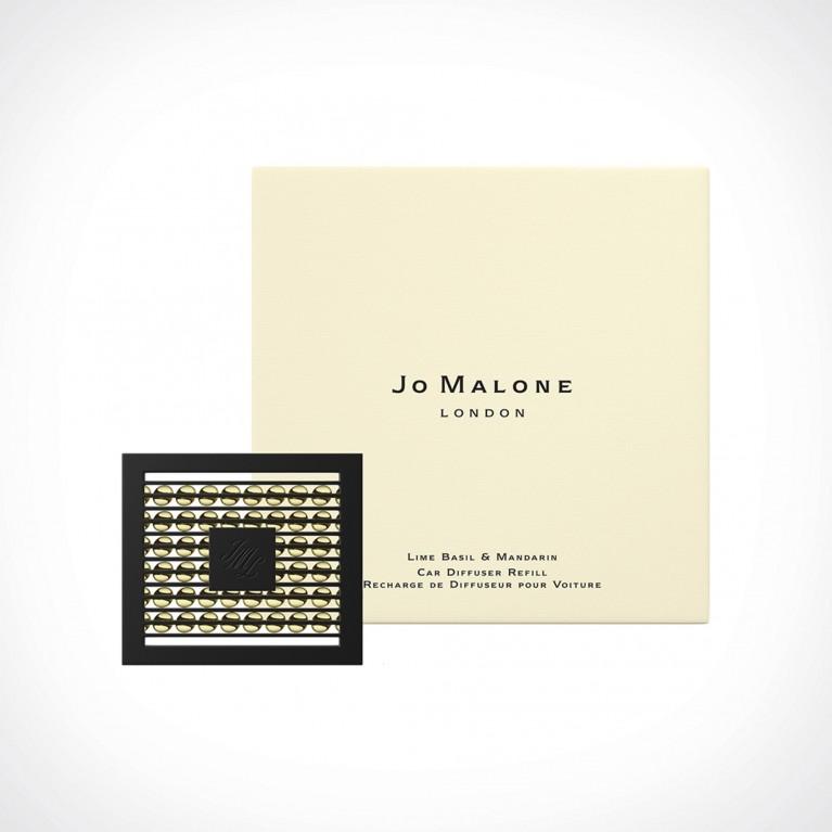 Jo Malone London Lime Basil & Mandarin car diffuser refill 2   1 qty   Crème de la Crème