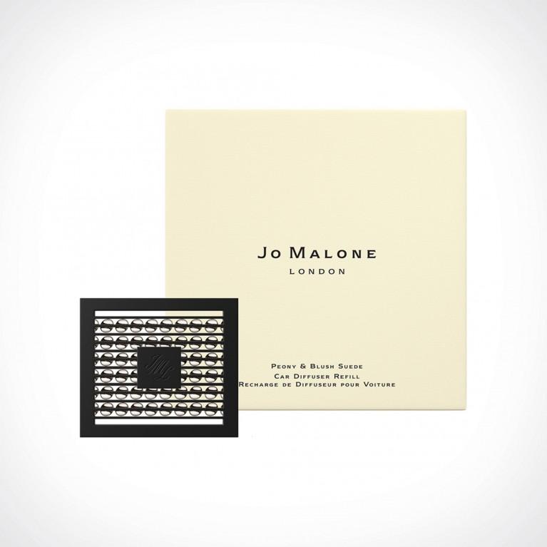 Jo Malone London Peony & Blush Suede car diffuser refill 2 | 1 qty | Crème de la Crème