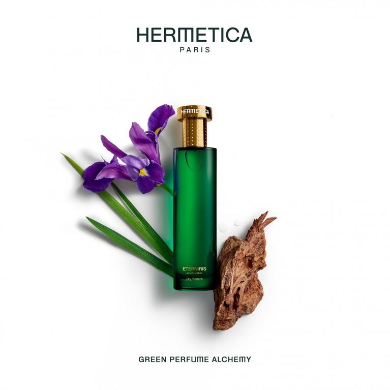 Hermetica Eterniris 2   kvapusis vanduo (EDP)   100 ml   Crème de la Crème