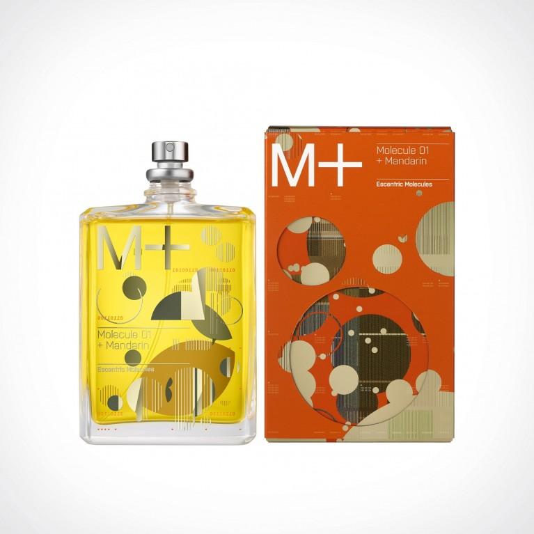 Escentric Molecules Molecule 01 + Mandarin 3 | tualetinis vanduo (EDT) | 100 ml | Crème de la Crème