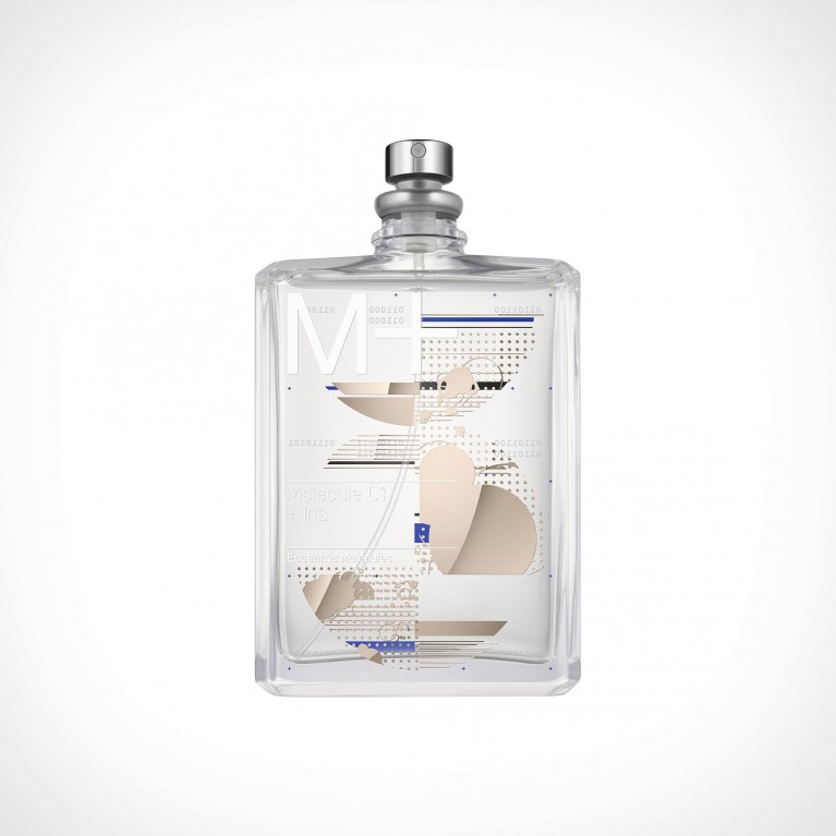 Escentric Molecules Molecule 01 + Iris 1 | tualetinis vanduo (EDT) | 100 ml | Crème de la Crème
