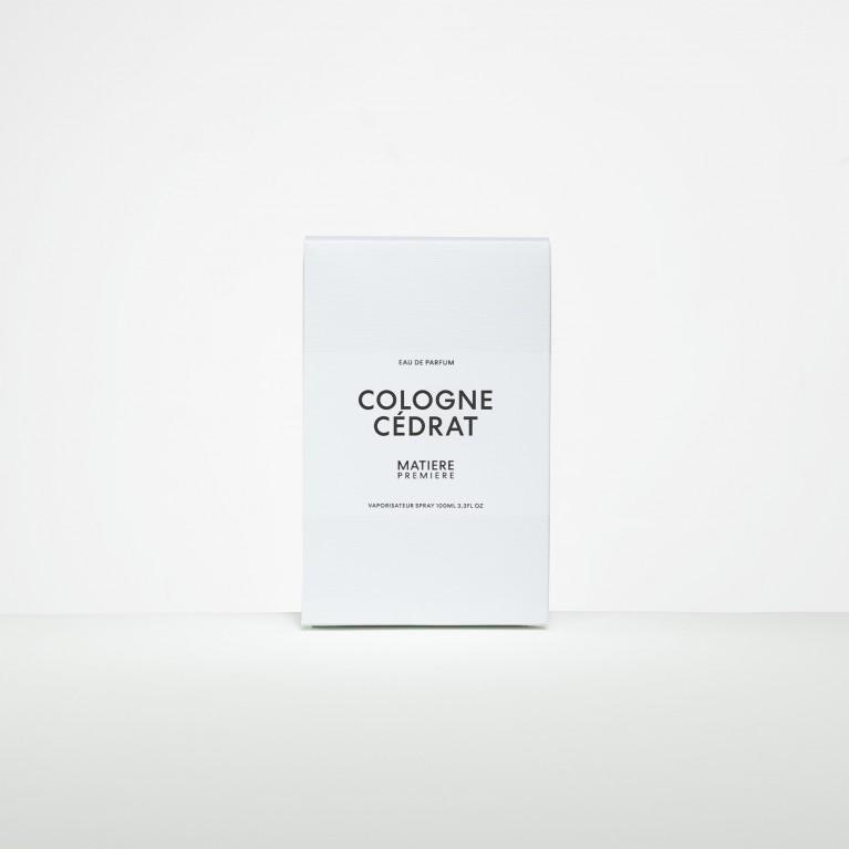 Matiere Premiere Cologne Cédrat 2 | kvapusis vanduo (EDP) | 100 ml | Crème de la Crème