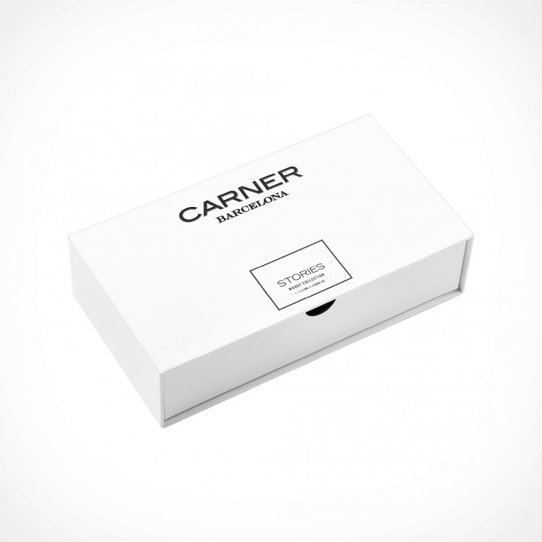 Carner Barcelona Original Collection Discovery Set 1 | dovanų rinkinys | 7 x 2,5 ml | Crème de la Crème