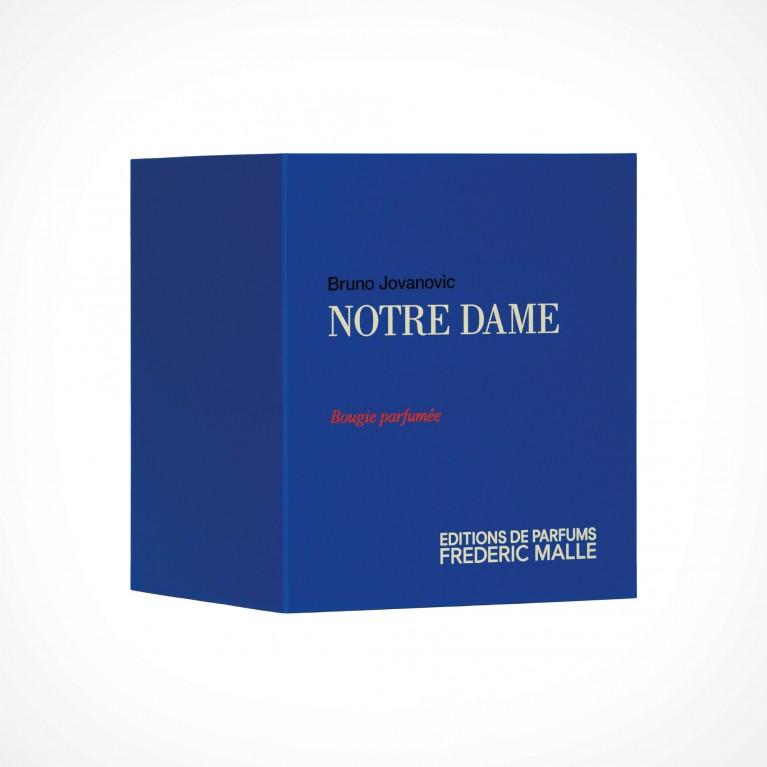 Editions de Parfums Frédéric Malle Notre Dame Scented Candle 2   220 g   Crème de la Crème