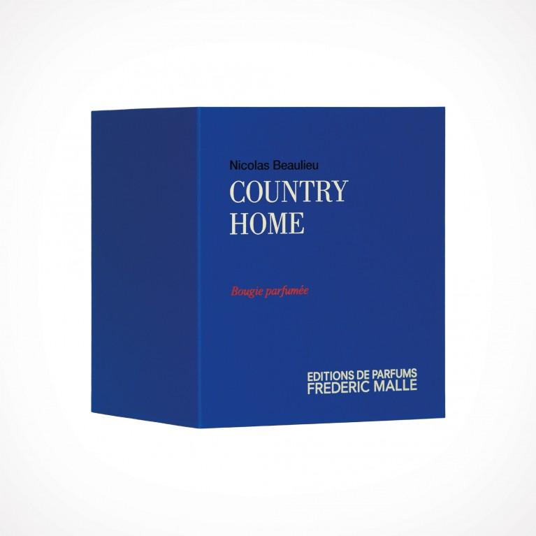 Editions de Parfums Frédéric Malle Country Home Scented Candle 2   220 g   Crème de la Crème