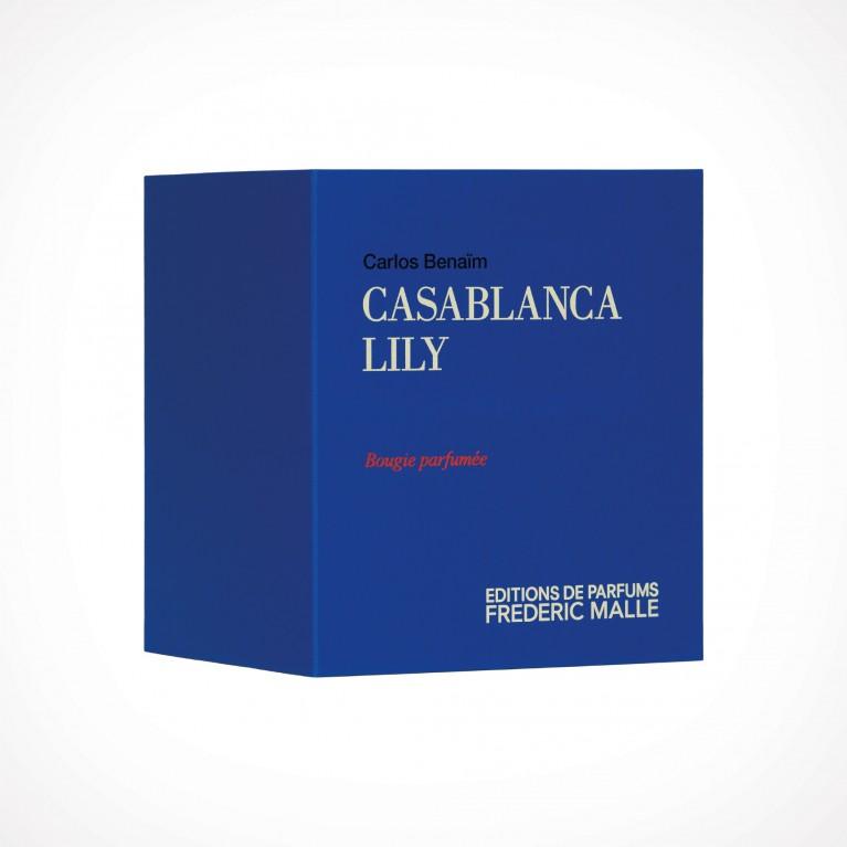 Editions de Parfums Frédéric Malle Casablanca Lily Scented Candle 2 | 220 g | Crème de la Crème