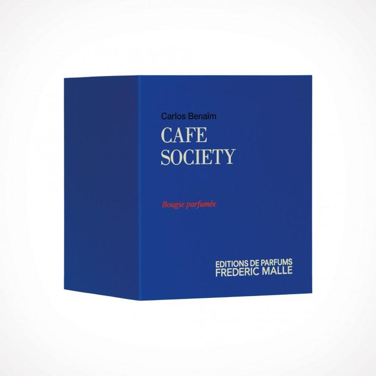 Editions de Parfums Frédéric Malle Cafe Society Scented Candle 2 | 220 g | Crème de la Crème