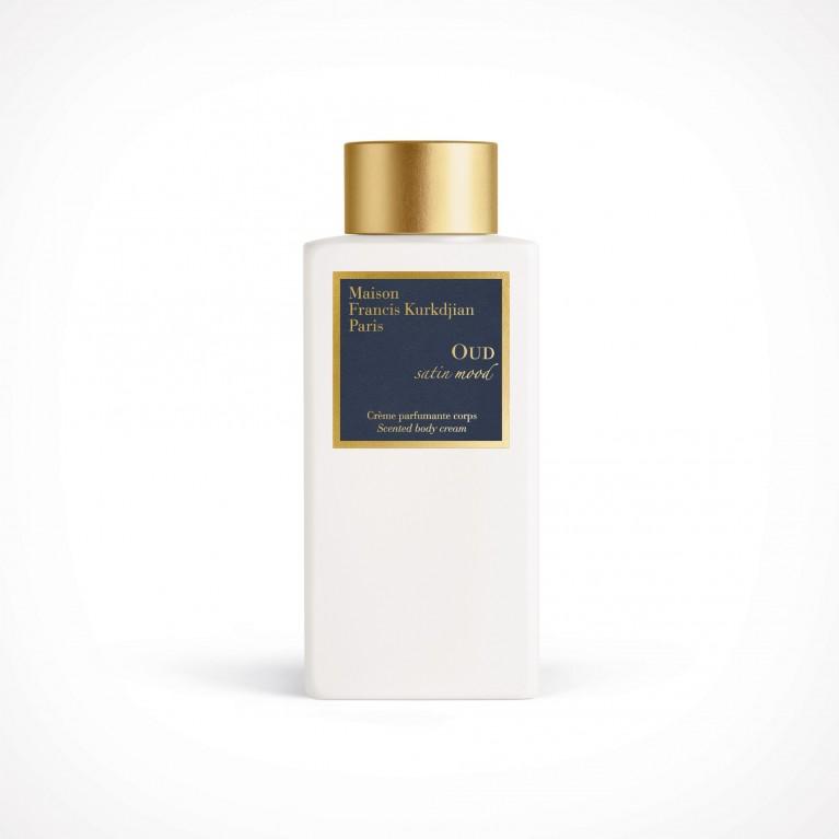 Maison Francis Kurkdjian Oud Satin Mood Scented Body Cream 1 | kūno kremas | 250 ml | Crème de la Crème