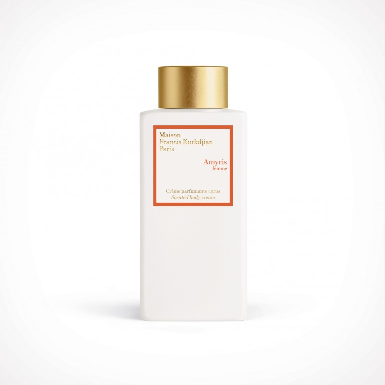 Maison Francis Kurkdjian Amyris Femme Scented Body Cream 1 | kūno kremas | 250 ml | Crème de la Crème
