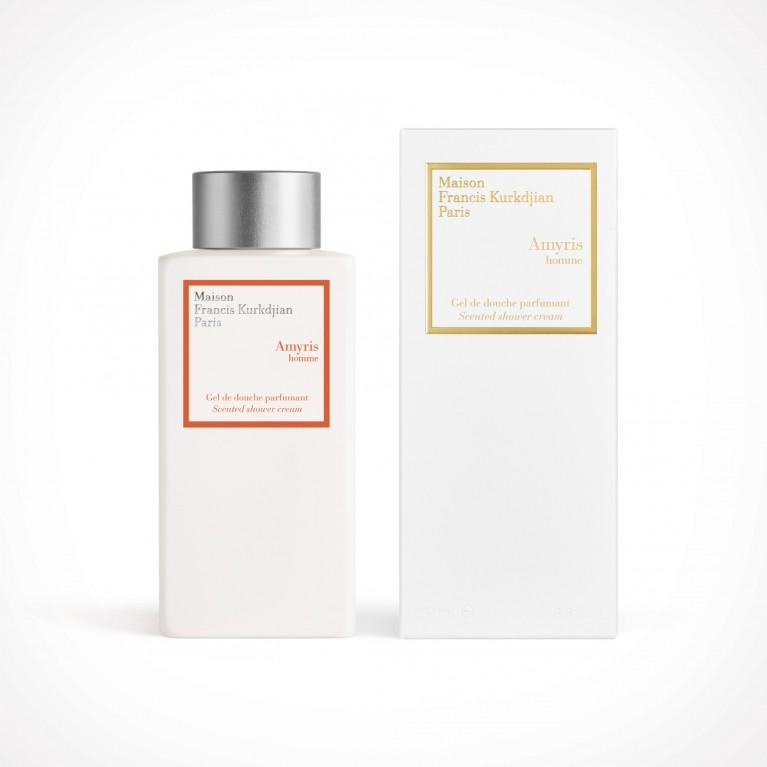 Maison Francis Kurkdjian Amyris Homme Scented Shower Cream 2   dušo kremas   250 ml   Crème de la Crème