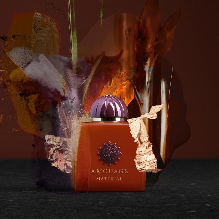 Amouage Material Woman 4 | kvapusis vanduo (EDP) | 100 ml | Crème de la Crème