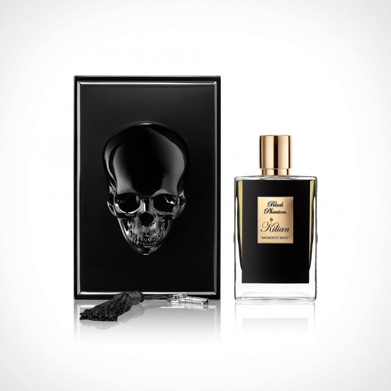 By Kilian Black Phantom With Clutch   kvapusis vanduo (EDP)   50 ml   Crème de la Crème
