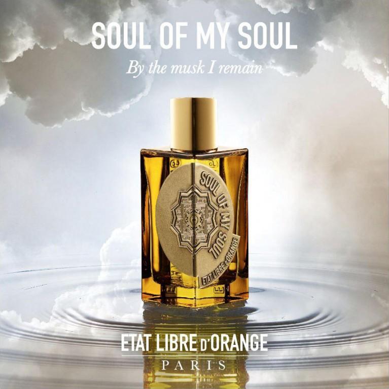 Etat libre d'Orange Soul Of My Soul 3 | kvapusis vanduo (EDP) | 100 ml | Crème de la Crème