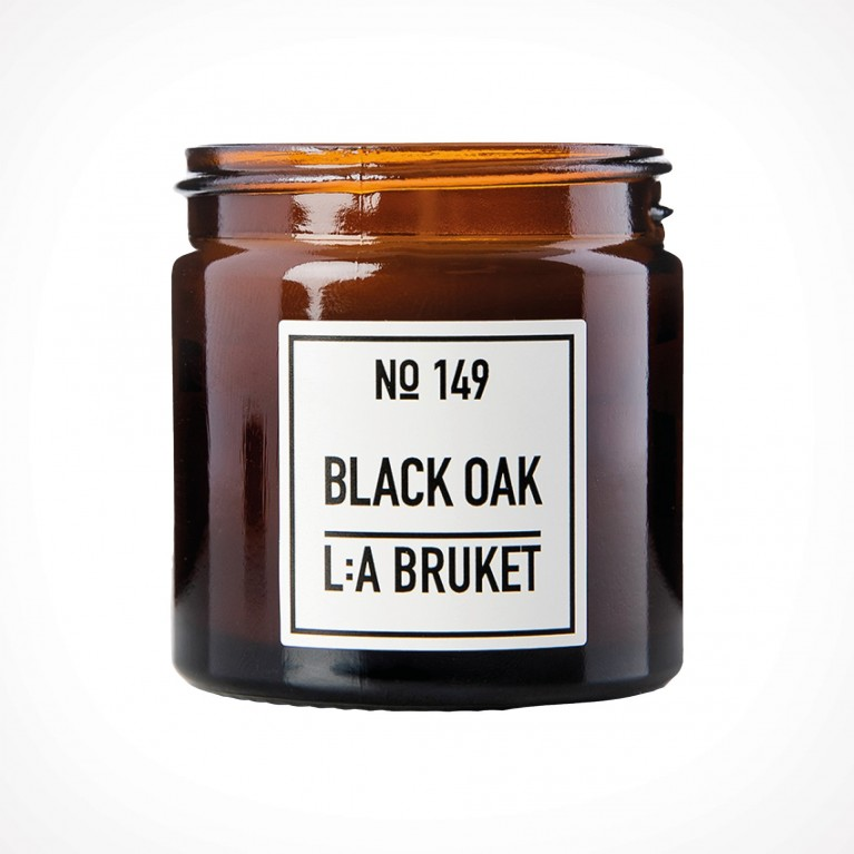 L:a Bruket 149 Black Oak Scented Candle 1   kvapioji žvakė   Crème de la Crème