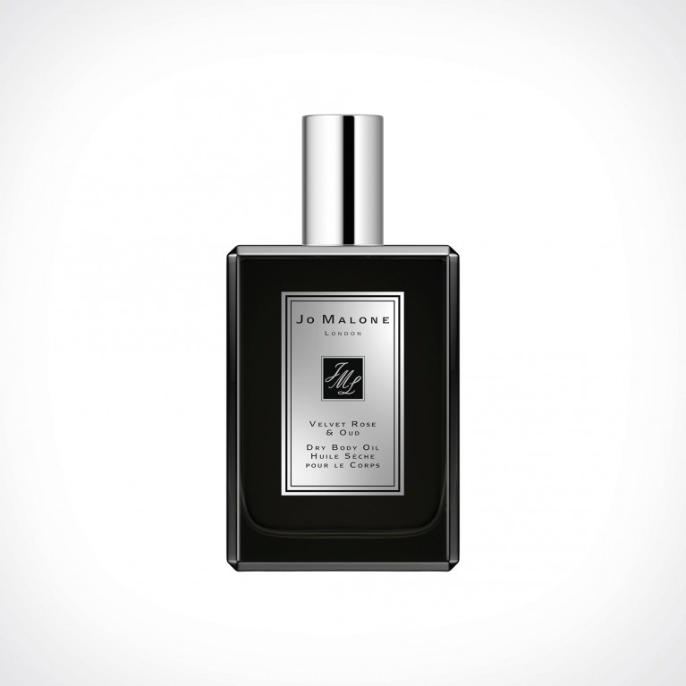 Jo Malone London Velvet Rose & Oud Dry Body Oil 1   kūno aliejus   100 ml   Crème de la Crème
