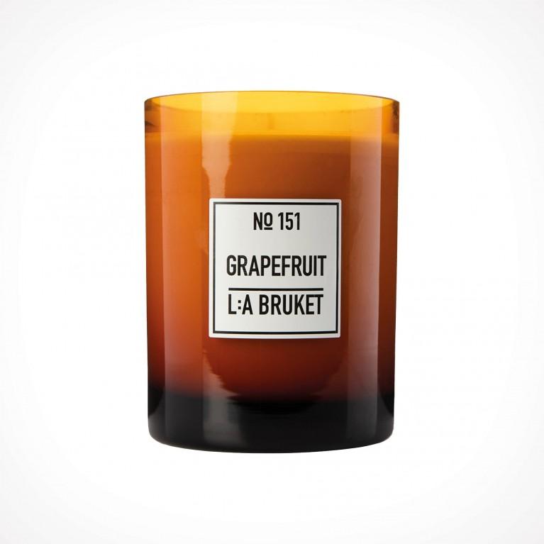 L:a Bruket 151 Grapefruit Scented Candle 2 | Crème de la Crème