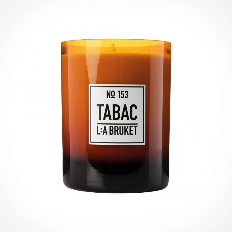 L:a Bruket 153 Tabac Scented Candle 2 | kvapioji žvakė | Crème de la Crème