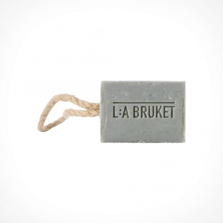 L:a Bruket 013 Peppermint Rope Soap Foot Scrub 1 | kūno šveitiklis | 240 g | Crème de la Crème