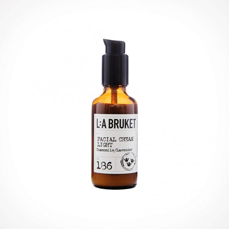 L:a Bruket 186 Chamomile/Lavender Facial Cream Light 1   50 ml   Crème de la Crème