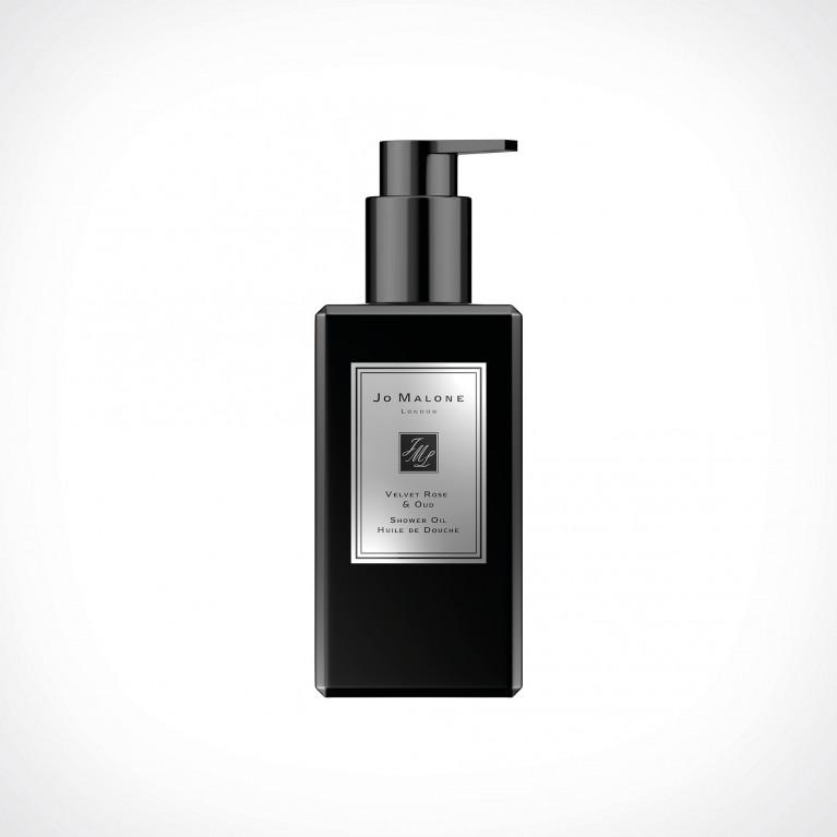 Jo Malone London Velvet Rose & Oud Shower Oil | dušo aliejus | 250 ml | Crème de la Crème