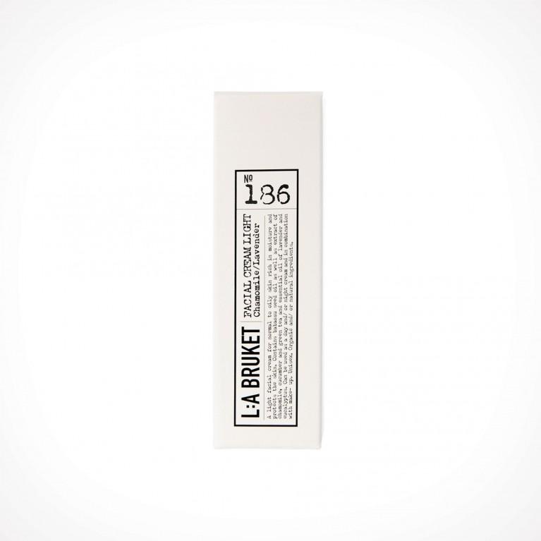 L:a Bruket 186 Chamomile/Lavender Facial Cream Light 2   50 ml   Crème de la Crème