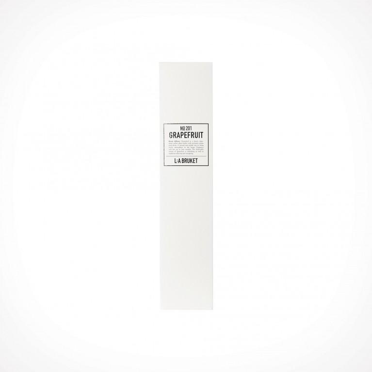 L:a Bruket 201 Grapefruit Room Diffuser 3 | patalpų kvapiklis | 200 ml | Crème de la Crème