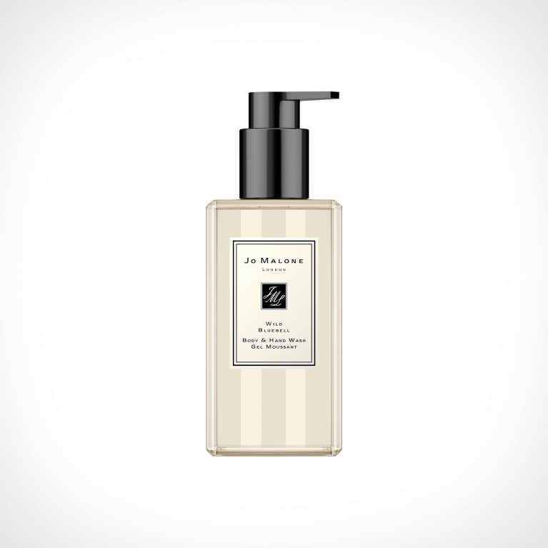 Jo Malone London Wild Bluebell Body & Hand Wash 1 | kūno ir rankų prausiklis | 250 ml | Crème de la Crème