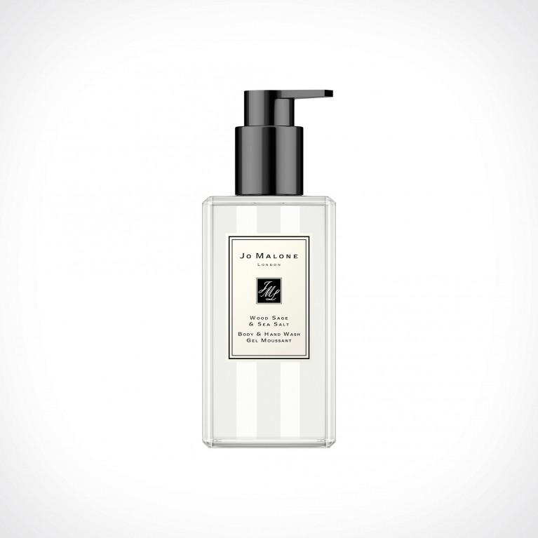 Jo Malone London Wood Sage & Sea Salt Body & Hand Wash | kūno ir rankų prausiklis | 250 ml | Crème de la Crème
