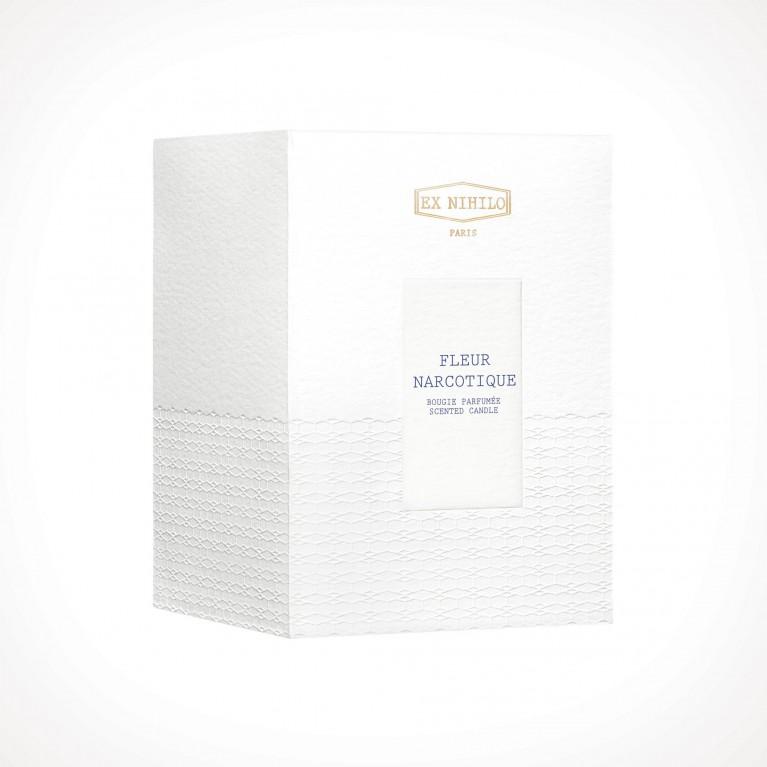 EX NIHILO PARIS Fleur Narcotique Scented Candle 2   300 g   Crème de la Crème