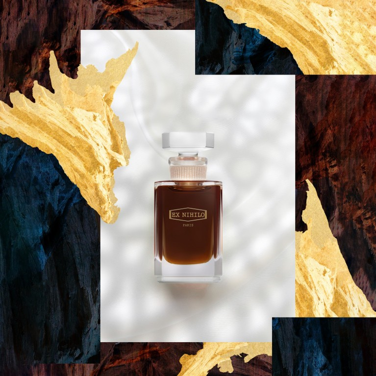 EX NIHILO PARIS Supernatural Oud Perfume Oil 4 | aliejiniai kvepalai | 15 ml | Crème de la Crème