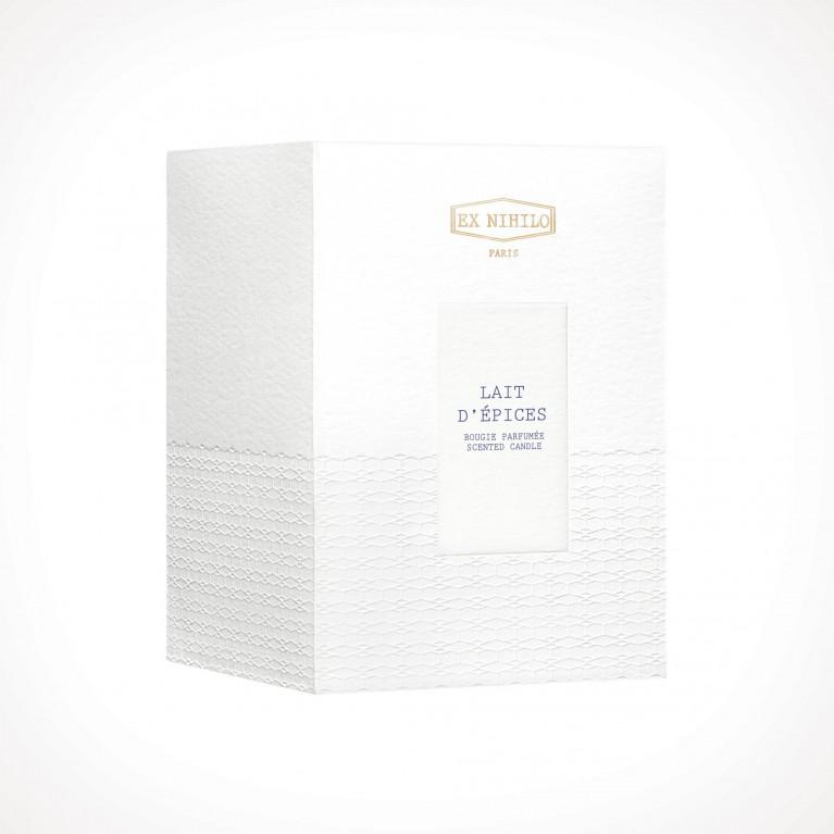 EX NIHILO PARIS Lait D'Épices Scented Candle 2   300 g   Crème de la Crème