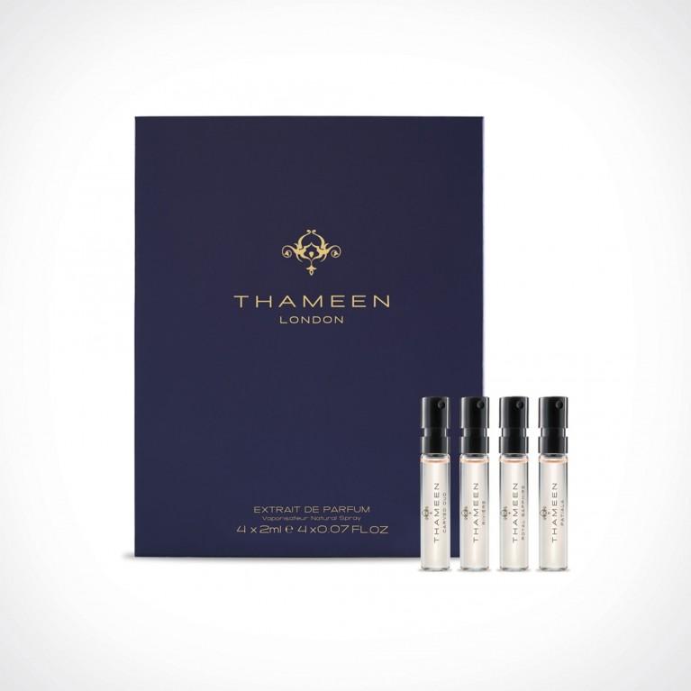 Thameen Exquisite Collection Discovery Set 1   dovanų rinkinys   4 x 2 ml   Crème de la Crème
