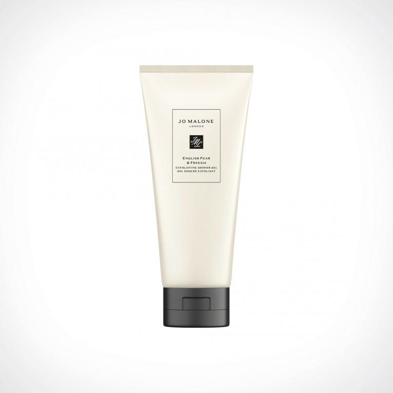 Jo Malone London English Pear & Freesia Exfoliating Shower Gel 1   kūno prausiklis   200 ml   Crème de la Crème