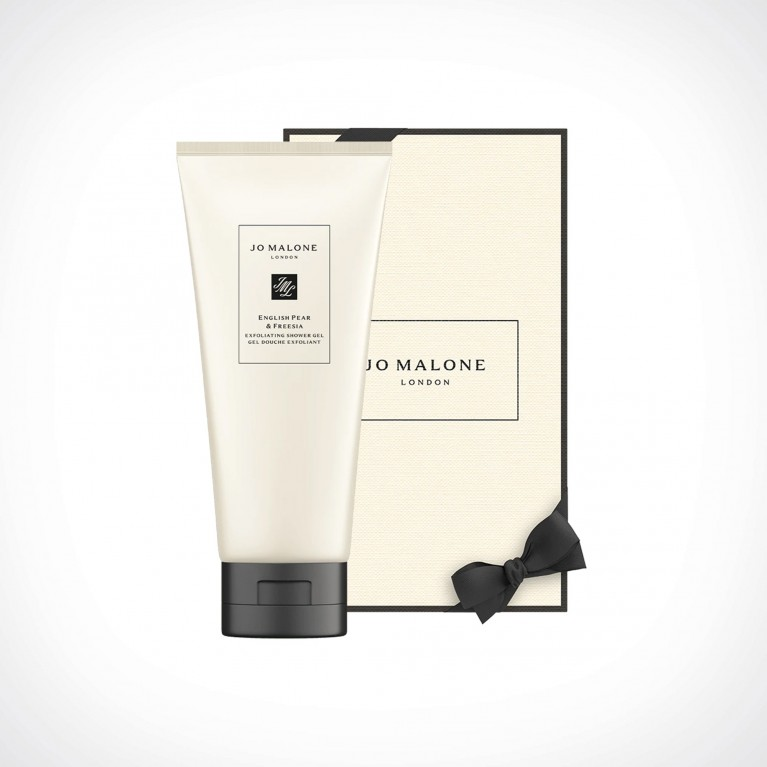 Jo Malone London English Pear & Freesia Exfoliating Shower Gel 2   kūno prausiklis   200 ml   Crème de la Crème