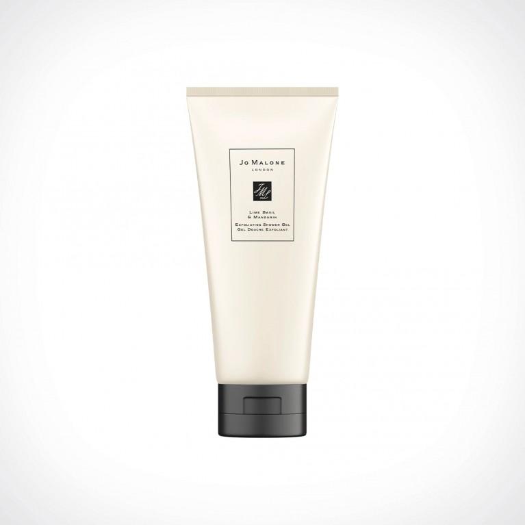Jo Malone London Lime Basil & Mandarin Exfoliating Shower Gel 1   kūno prausiklis   200 ml   Crème de la Crème