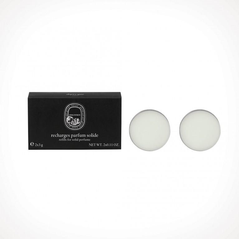 diptyque Philosykos Solid Perfume Refill 1 | kietieji kvepalai | 2 x 3 g | Crème de la Crème