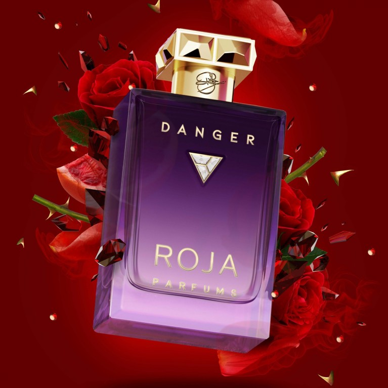 Roja Parfums Danger Pour Femme Essence De Parfum 3 | kvapusis vanduo (EDP) | 100 ml | Crème de la Crème